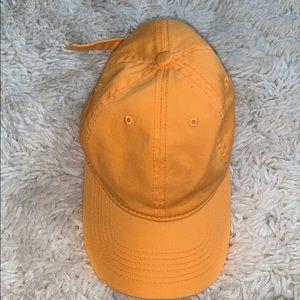 BRAND NEW orange hat